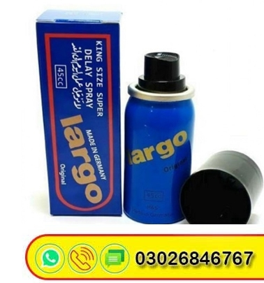 Original Largo Delay Spray Price in Pakistan